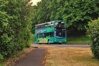 Go North East Tyne Valley Ten 6045 / NK12 GCV