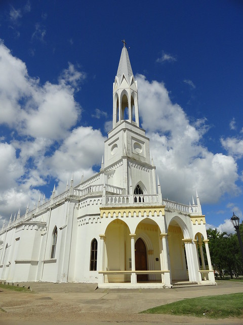 Iglesia de Villa Elisa Entre Rios Argentina