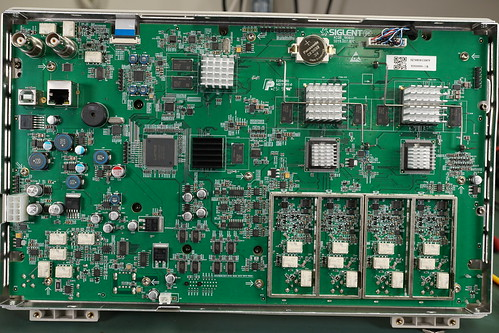 Siglent SDS2000X Plus Teardown