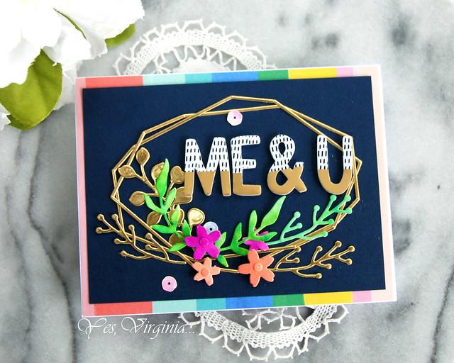 me & U-001