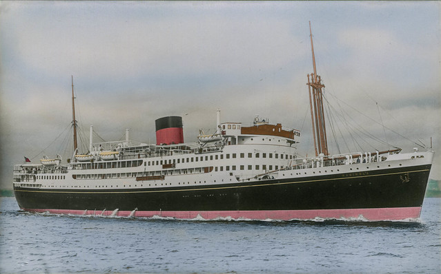 TSMV Kanimbla (1936)