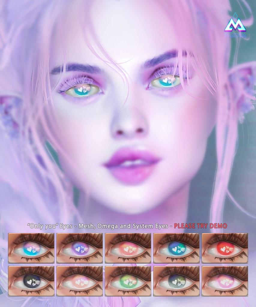 """Only You"" Eyes @ EBENTO"