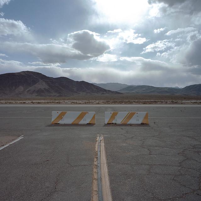 runway. mojave desert, ca. 2013.