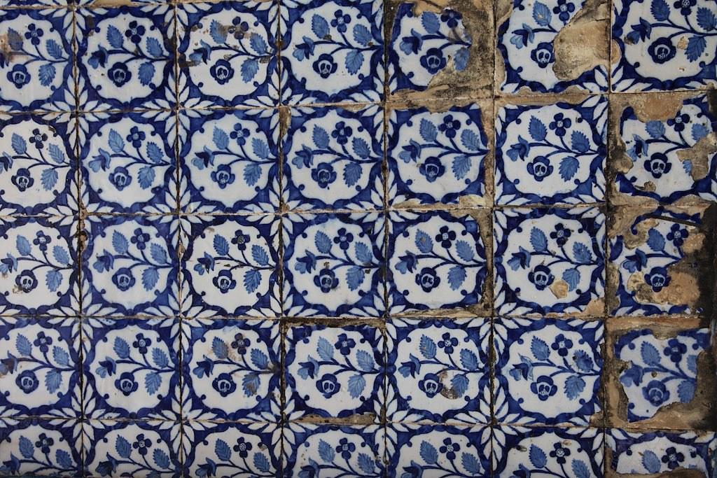 Azulejos, São Luís do Maranhão