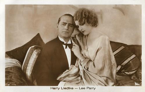 Harry Liedtke and Lee Parry in Regine, die Tragödie einer Frau (1927)