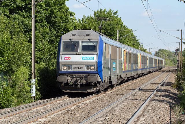 TER Grand-Est 26146 Saint-Louis-la-Chaussee (68)