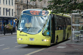 Stagecoach North East 61008 060823 Newcastle