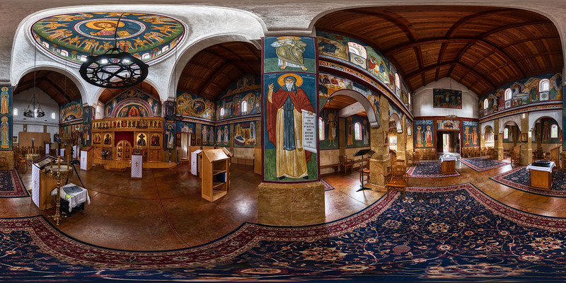 St. Seraphim of Sarov Orthodox Cathedral, Santa Rosa, California