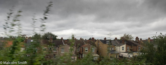 Suburbia Passes By