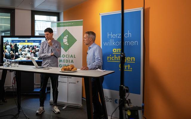 #SMGZH54: Digitale Innovation und Kommunikation im Detailhandel