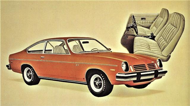 1974 Chevrolet Vega GT  Hatchback Coupe