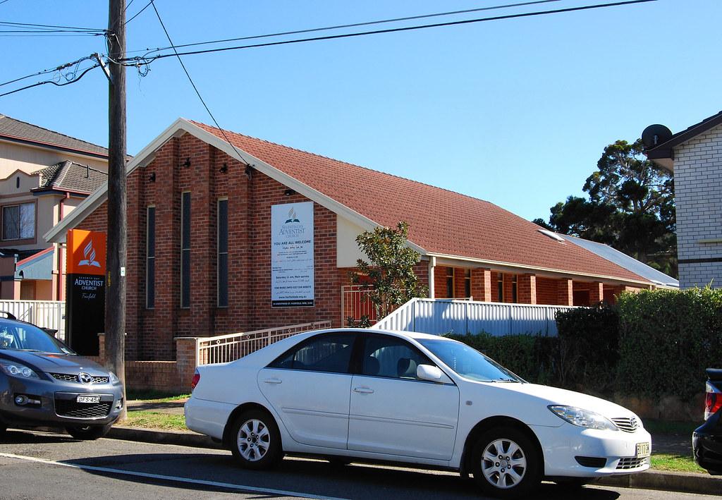 SDA, Fairfield, Sydney, NSW.