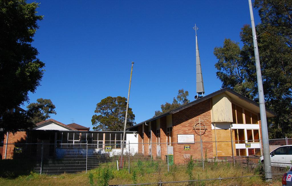 Former Uniting Church, Fairfield, Sydney, NSW.