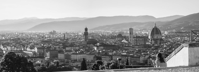 Florence seen from San Miniato al Monte