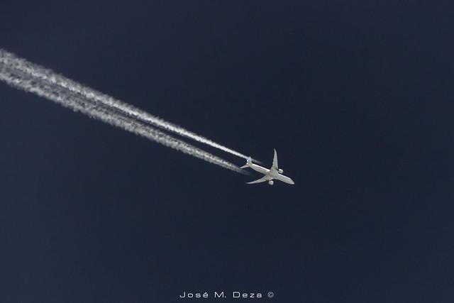 Air Europa B787-9 EC-MXS