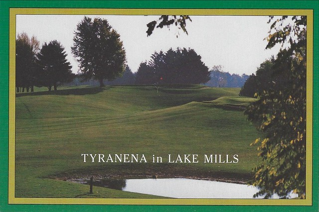 A Wisconsin Golf Scorecard