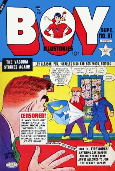 Boy Comics #81