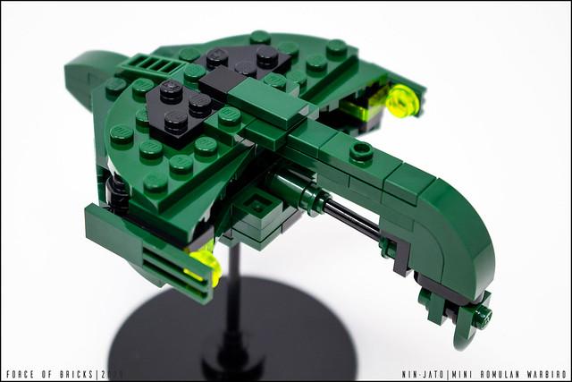 Nin-Jato's Mini Romulan Warbird_03