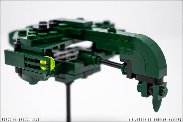 Nin-Jato's Mini Romulan Warbird_02
