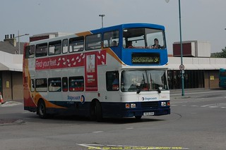 Stagecoach North East 16835 060816 Middlesbrough*