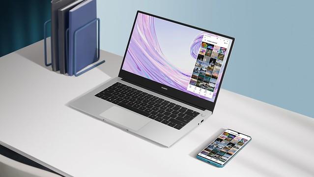 Huawei Matebook D & 13