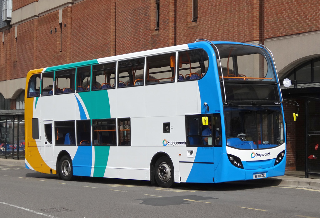 SF10CDK Stagecoach Chesterfield 15644