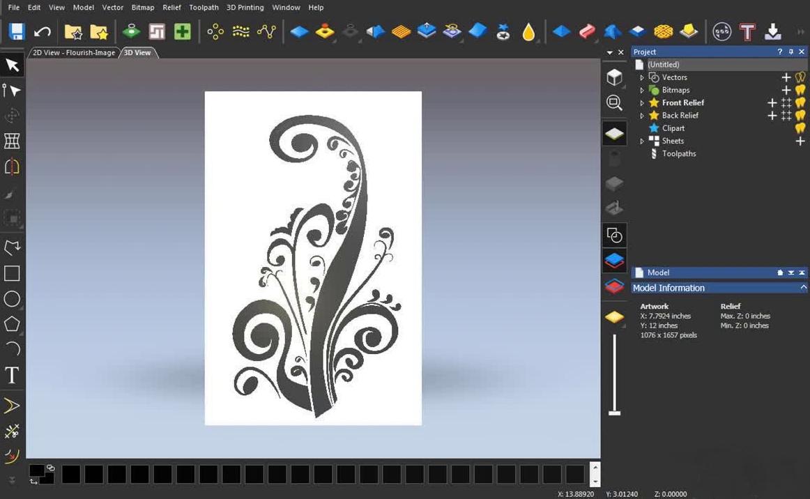 Working with Autodesk ArtCAM 2018.2.1 Premium full