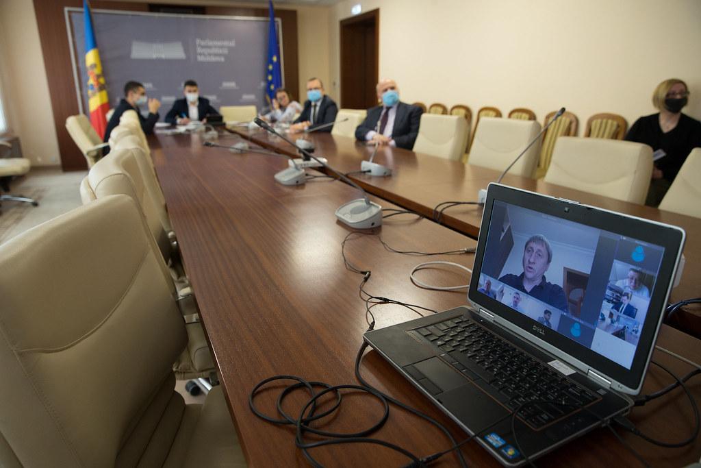 03.06.2020 Ședința Comisiei politică externă și integrare europeană