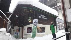 Snowboard schools in Zermatt