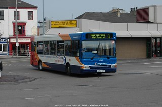 Stagecoach North East 34565 060816 Middlesbrough*