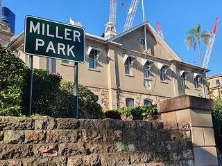 Miller Park William Street