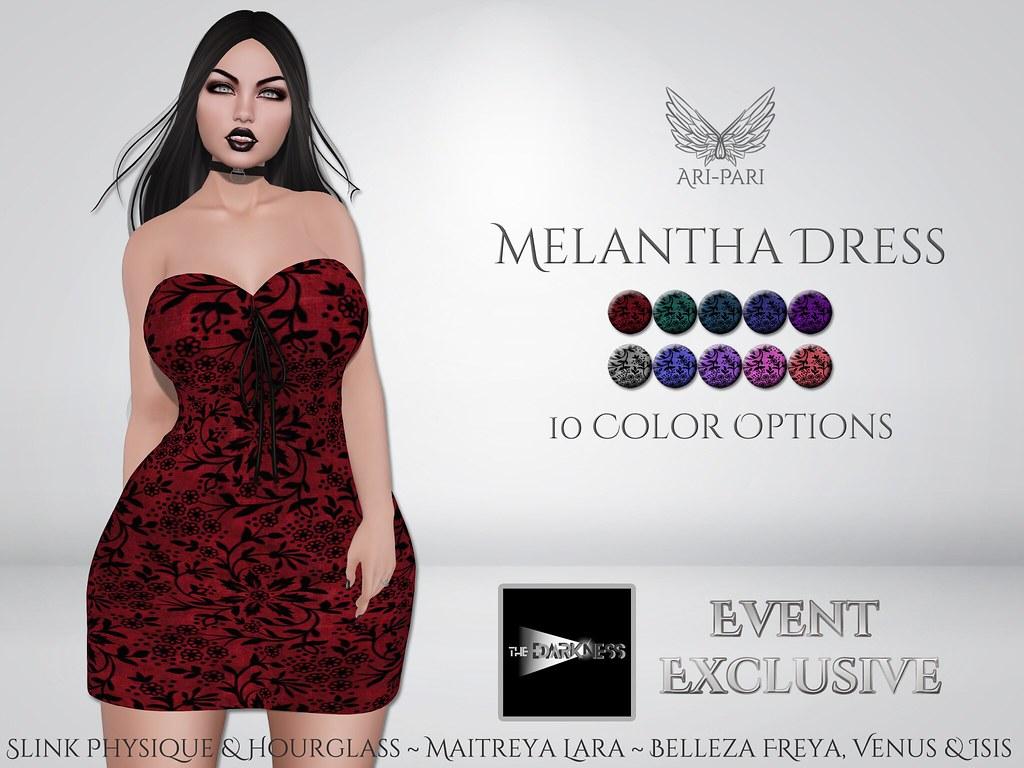 [Ari-Pari] Melantha Dress
