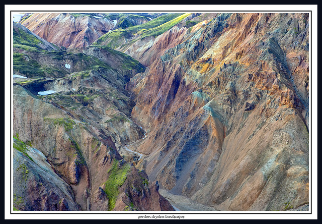 almost unbelieveable colours of Landmannalaugar