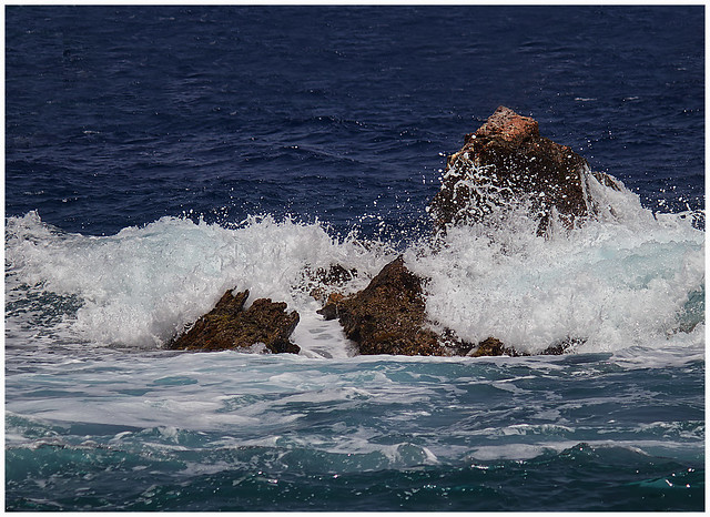 Sea, Rocks and S. Grand Hotel Atlantis Bay Hotel Taormina, Sicily