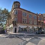 Victorian Miller Arcade in Preston