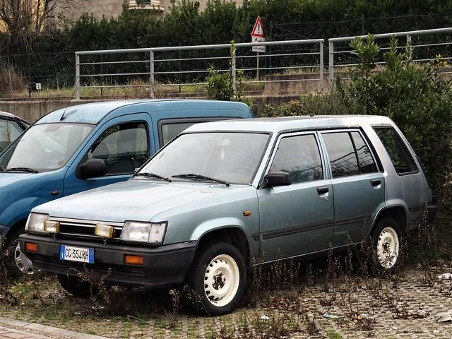1984 Toyota Tercel 4WD