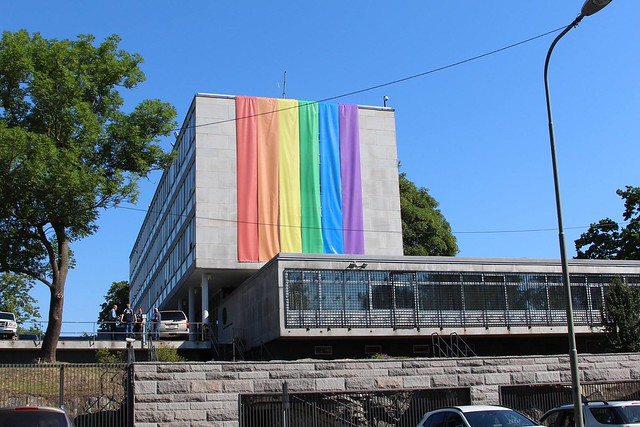 U.S. Embassies Celebrate Pride Month