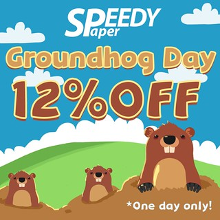 Celebrate Groundhog Day