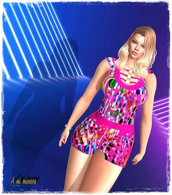 LUXE Paris DISCOTECH Dress_002