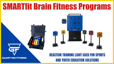 SMARTfit Reaction Training Lights