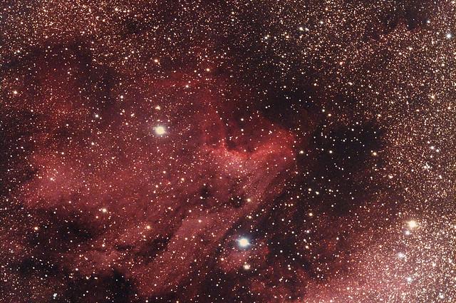 IC 5070 - Pelican Nebula / Pelikannebel (explored)