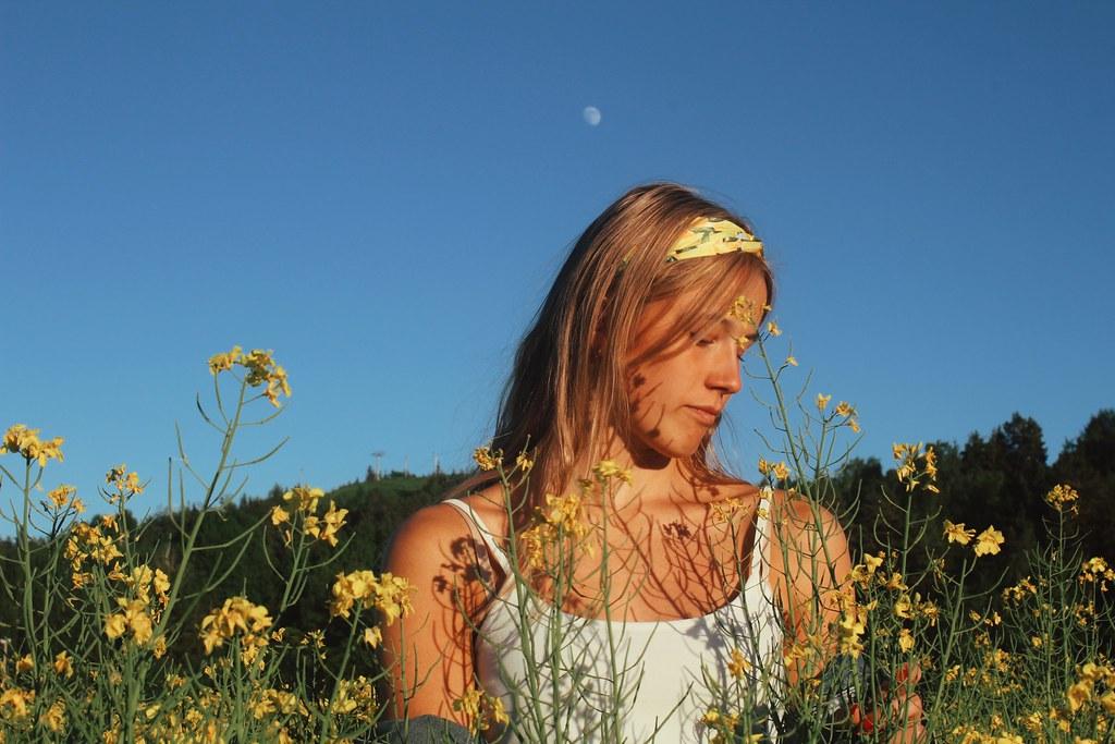 Det guldiga fältet - Smilla Valmin