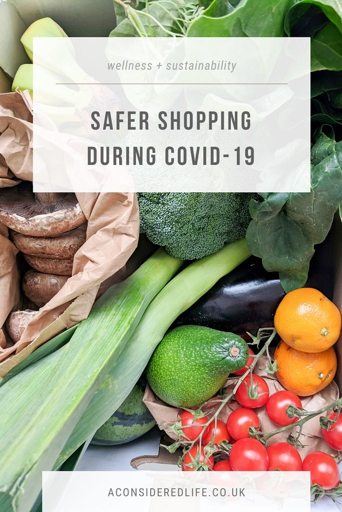 Safer Shopping During Covid-19