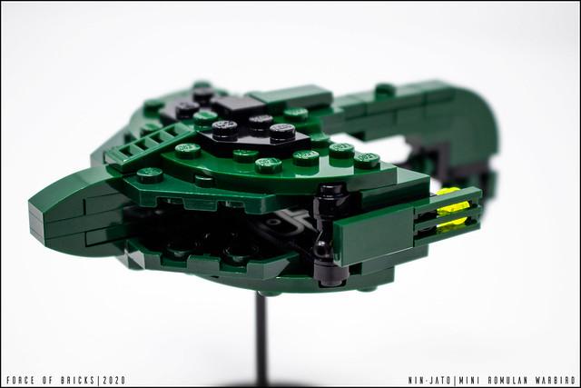 Nin-Jato's Mini Romulan Warbird_04