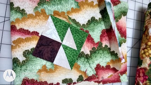 Inspiration fabric