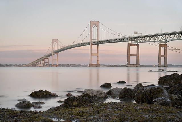 Claiborne Pell/Newport Suspension Bridge