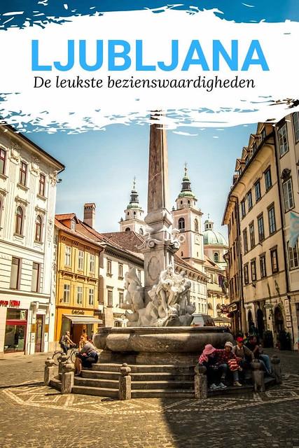 Bezienswaardigheden Ljubljana | 13x doen in Ljubljana, Slovenië