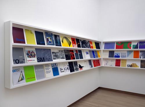 Gallery shot (3), Wim Crouwel–Mr.Gridnik, Stedelijk Museum Amsterdam. Photo–Gert Jan van Rooij