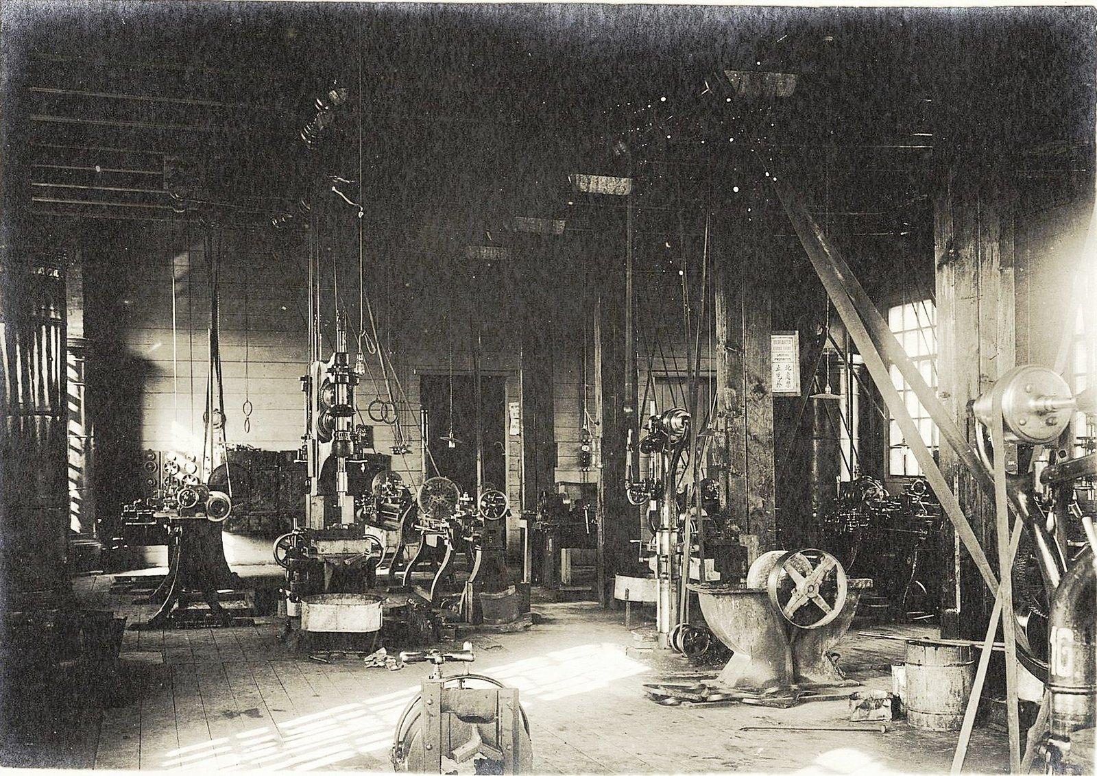 37. Механическая мастерская