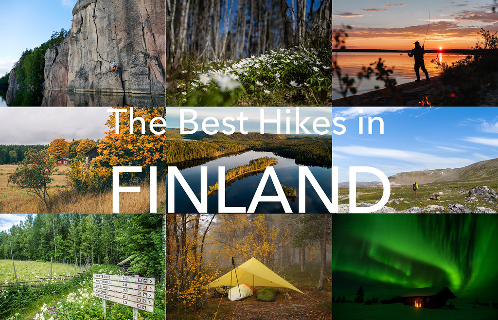 The Best Hikes in Finland!
